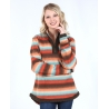 Outback Trading Co. LTD.® Ladies' Karly Henley Fleece