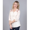 Outback Trading Co. LTD.® Ladies' Lilly Roll Sleeve Tee