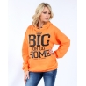 Cowgirl Tuff® Ladies' Go Big or Go Home Hoodie