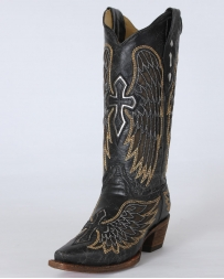 Corral Boots® Ladies' Angel Wing Cross Boots