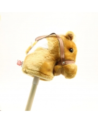 M&F Western Products® Plush Talking Stick Horse
