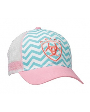 Ariat® Ladies' Chevron Mesh Back Cap