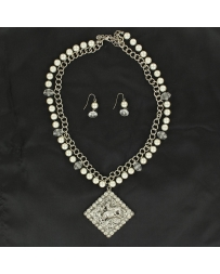 Western Charm® Ladies' Neckalce Set
