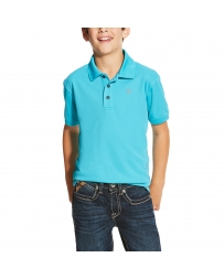 Ariat® Boys' Tek Polo