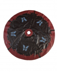 Kurt S. Adler® Western Leather Tree Skirt