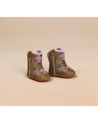 Baby Buckers® Infant Gracie Booties