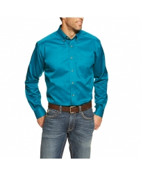 Ariat® Men's Solid Twill Shirt - Big & Tall