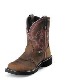 Justin® Boots Ladies' Gypsy Steel Toe Boots