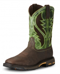 Ariat® Men's Workhog Wide Square Toe VentTEK Boots