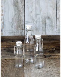 Park Hill® Creamery Bottles - Set of 3