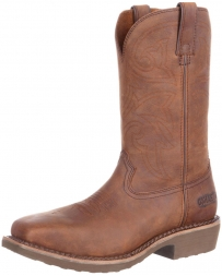 Durango® Men's Farm 'N' Ranch Steel Toe Western Boots
