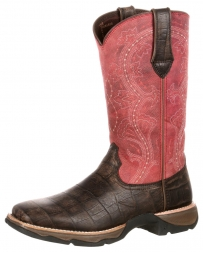 Durango® Ladies' Lady Rebel Gator Embossed Western Boots