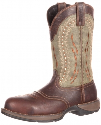 Durango® Men's Composite Toe Saddle Western Boots