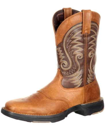 Durango® Men's UltraLite Western Saddle Boots