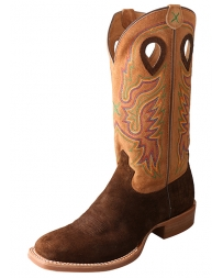 Twisted X Boots® Men's Ruff Stock Boots