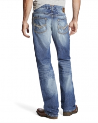 Ariat® Men's M6 Drifter Low Rise Slim Boot Cut Jeans