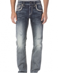 Rock Revival® Men's Clovis Straight Leg Jeans