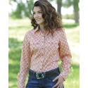 Cruel® Ladies' Arena Fit Diamond Shirt