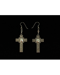 Ladies' Cross Earrings
