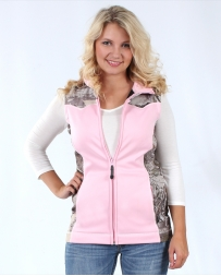 Roper® Ladies' Bonded Fleece Vest