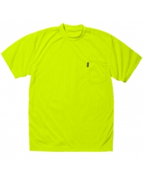 Key® Men's Enhanced Visibility Pocket Tee - Big