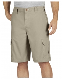 "Dickies® Men's 11"" Relaxed Fit Lightweight Duck Cargo Shorts"