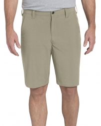 "Dickies® Men's Flex Hybrid Regular Fit 10"" Shorts"