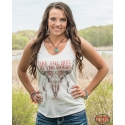 Cowgirl Tuff® Ladies' Tank