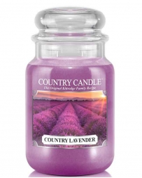 Country Lavender Candle - 23 OZ