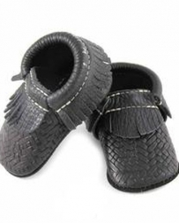 First Step® Kids' Baby Brogue Moccansins