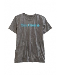 Tin Haul® Men's Short Sleeve Logo Tee