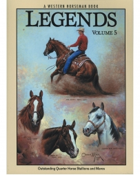 Western Horseman® Books - Legends, Vol. 5