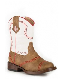 Roper® Boys' Toddler Baseball Boots