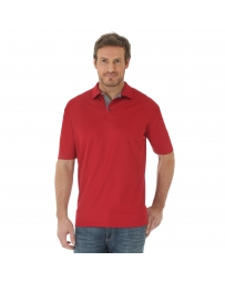 Wrangler® Men's Advanced Comfort Performance Polo