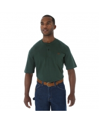 Riggs Workwear® by Wrangler® Men's Short Sleeve Henley - Big