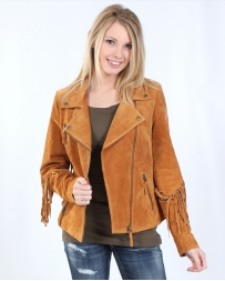White Crow® Ladies' Western Fringe Jacket