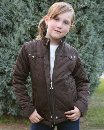 "Ariat® Girls' Bristol"" Jacket"""