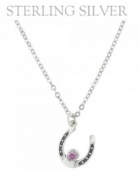 Montana Silversmiths® Ladies' June Birthstone Necklace