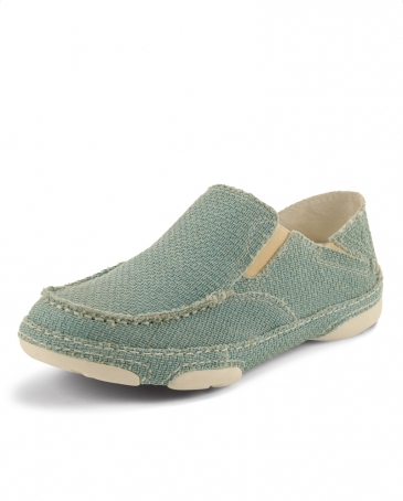 Tony Lama® Ladies' Canvas Deck Shoes