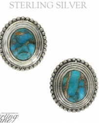 Montana Silversmiths® Ladies' Timeless Beauty Earrings