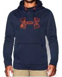 Under Armour® Men's Rival Logo Hoodie