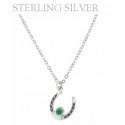 Montana Silversmiths® Ladies' May Birthstone Necklace