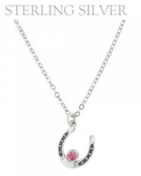 Montana Silversmiths® Ladies' October Birthstone Necklace