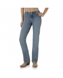 Wrangler® Ladies' The Ultimate Riding® With Cool Vantage Jeans - Q-Baby