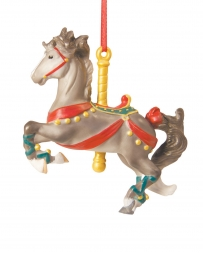 "Breyer® ""Melody"" Prancer Carousel Horse Ornament"