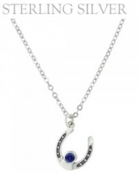 Montana Silversmiths® Ladies' September Birthstone Necklace
