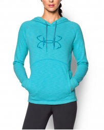 Under Armour® Ladies' Ocean Shoreline Terry Hoodie