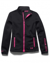 Under Armour® Girls' ColdGear® Infrared Softershell Jacket