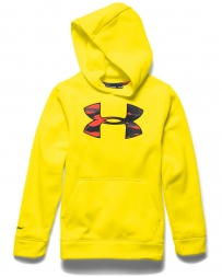 Under Armour® Boys' Rival Logo Hoodie