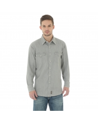 Wrangler Retro® Men's Long Sleeve Snap Shirt - Tall